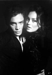 Ed Westwick & Leighton Meester Photoshoot Vogue...