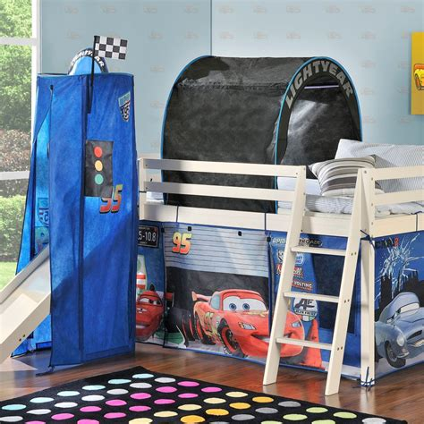 disney cars cabin bed    tent noa nani