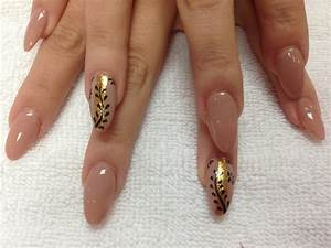 Nail Designs For Oval Nails | 2017 - 2018 Best Cars Reviews