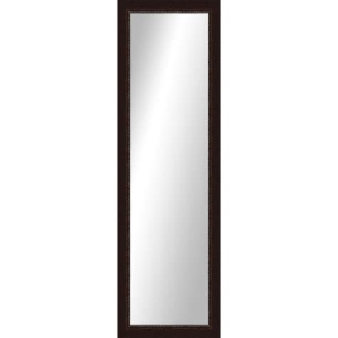 bathroom wall mirrors walmart monterrey bronze length mirror walmart