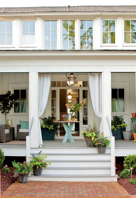 summer curb appeal 7 ways to decorate your home s