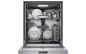 Dishwasher Photo And Guides  Bosch Black Stainless Steel