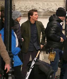 Tom Cruise shoots Mission Impossible 5 scene in Piccadilly ...