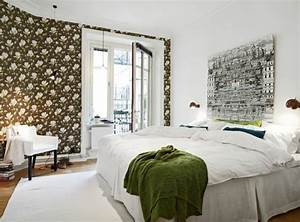 1001 idees pour une chambre scandinave stylee With tapis oriental avec le corner canapé scandi