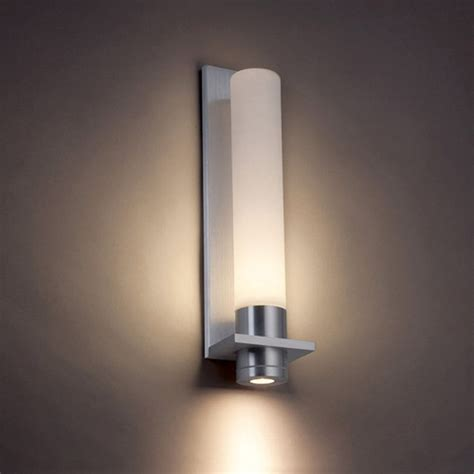 led wall sconce jedi led outdoor wall sconce by modern forms