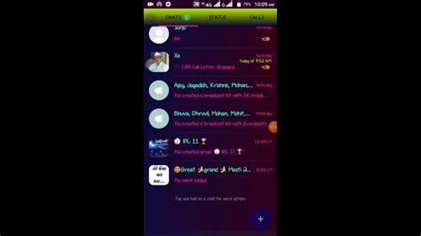gb whatsapp new theme tutorial fix r k computors