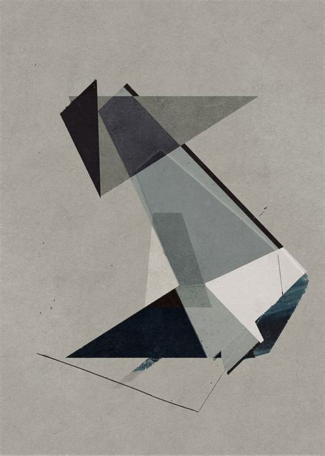 Abstract Compositions By Jesús Perea