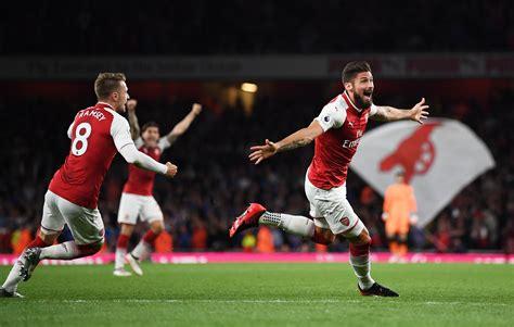 [Player Ratings] Arsenal 4-3 Leicester: Giroud the hero ...
