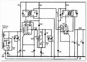 uk vintage radio repair and restoration if and rf stages With valve radio circuit