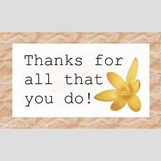 For All That You Do Free At Work Ecards, Greeting Cards  123 Greetings