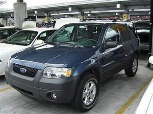 Ford Escape 2001 To 2007 Factory Service Repair Manual