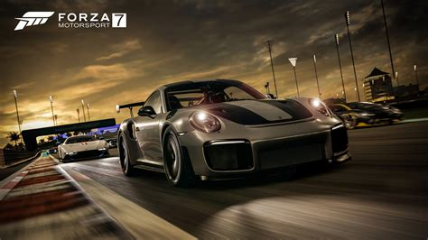 Forza 7 Looks Fantastic In This 22 Minutes Long 4k@60