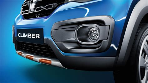 renault climber interior renault kwid climber edition launched in india at inr 4 30