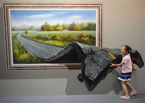 3d Paint : 35 Awesome 3d Interactive Paintings