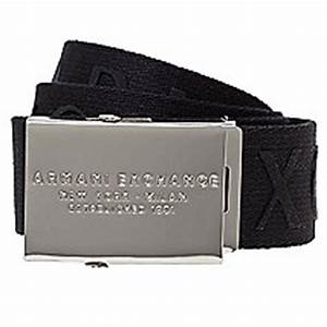 Belts - Mens Accessories - Armani Exchange