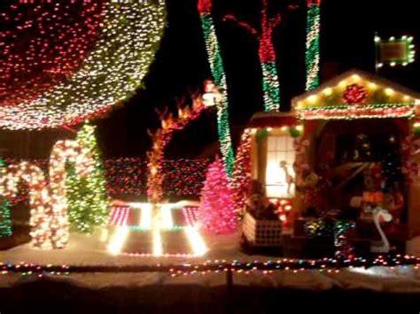 christmas lights near pompano beach florida youtube