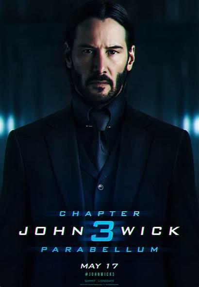 Wick John Poster Film Johnwick Latest Fan