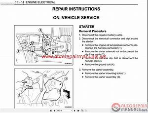 Daewoo Matiz 2004 Service Manual