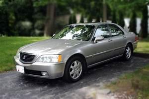 Buy Used 2002 Acura Rl Premium Sedan 4