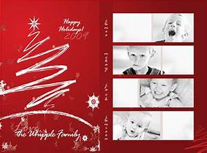 Free christmas card templates for photoshop invitation template for Photoshop christmas card template