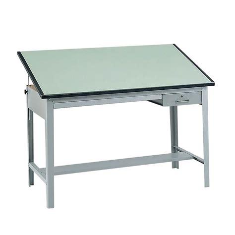 "Safco Precision Drafting Table, 72"" W X 375"" D (3962gr. Quartz Table. Bush Corner Desk. Light Wood Table. Gsm Desk Phone. Fold Down Desk. Overbed Table. What Is A Reference Desk. Girl White Desk"