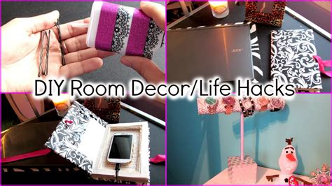 diy room decorlife hacks youtube
