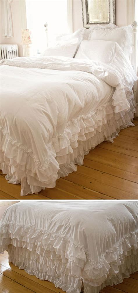 Shabby Chic Bedding Ideas Diy Projects Craft Ideas & How