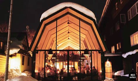 Bistro Style Dining In Japan. Introducing The Barn Niseko