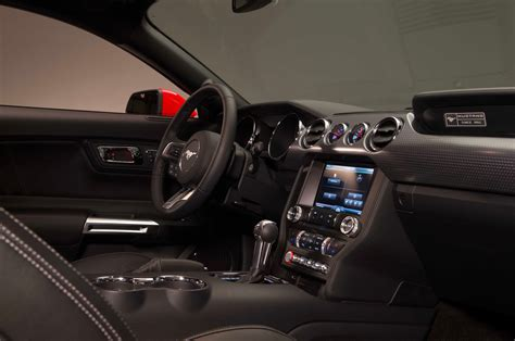 2015 ford mustang interior 2016 shelby gt350 mustang page 4