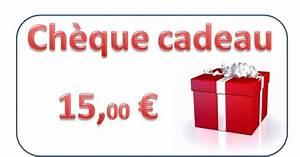 Cadeau 5 Euros : bonjour b b cheque cadeau ~ Teatrodelosmanantiales.com Idées de Décoration