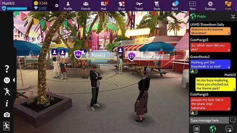 avakin mod apk menu unlimited money avatar
