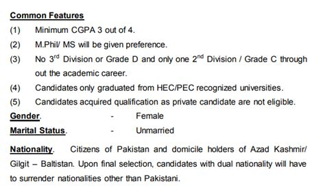 Join Pak Army Through Lady Cadet Course (lcc-14) Online
