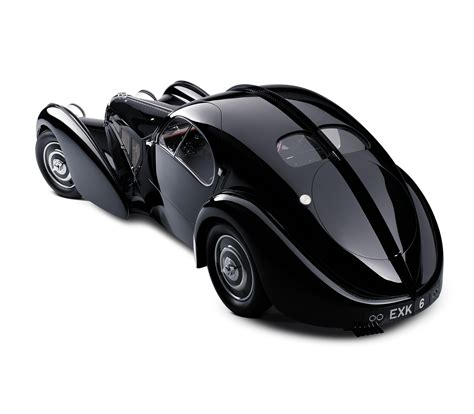 Type 57s were built from 1934 through 1940, with a total of 710 examples produced. 1933 - 1938 Bugatti 57sc Atlantic Coupe Gallery 660257   Top Speed