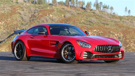 2018 Mercedesamg Gt R Review Worth Waking Up For