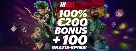 10bet Casino Bonus Code 1000€ + 100 Freispiele