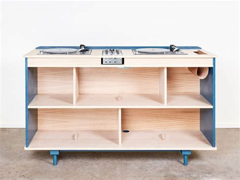 wooden dj table 1000 ideas about dj stand on dj table dj