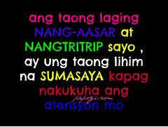 Tagalog love quotes Ar...