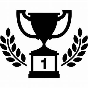 First prize trophy Icons | Free Download