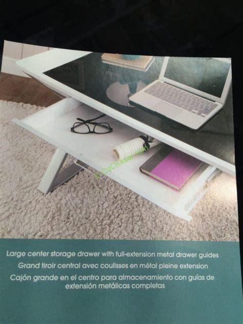 bayside furnishings white wood desk costco 722459 bayside furnishings white wood desk spec1