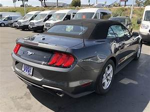 New 2020 Ford Mustang EcoBoost Convertible For Sale Near Hawthorne, CA - South Bay Ford