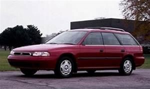 Subaru Legacy 1995 Service Factory Workshop Manual