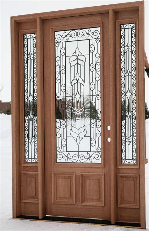 glass entry doors glass exterior door marceladick