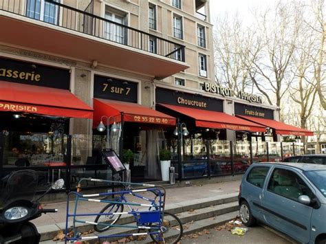 cuisine style bistrot parisien le bistrot parisien le havre 39 place de l 39 hotel de vl