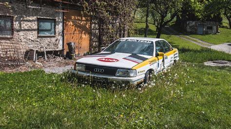 Abandoned Rally Cars \sport Race Prototypes 2018 (pics