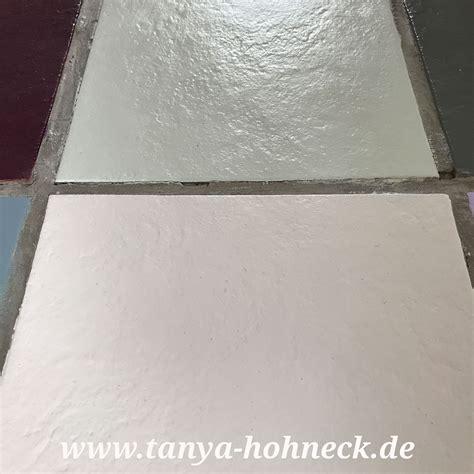 Fliesen Streichen Autentico Chalk Paint Kreidefarbe Und
