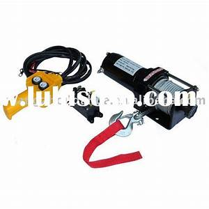 Very Small Light Duty Electric Winch  Very Small Light Duty Electric Winch Manufacturers In