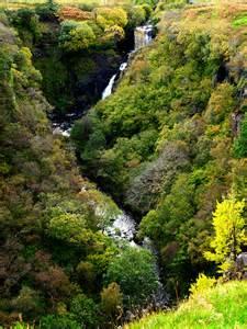 Falls Isle of Skye Scotland