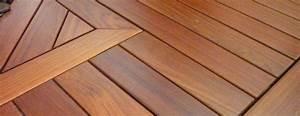 Lame De Bois Pour Terrasse : terrasse bois lame nos conseils ~ Premium-room.com Idées de Décoration