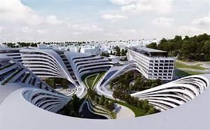 Zaha Hadid Bauwerke : modern architecture zaha hadid architects doing their magic with modern architecture in ~ Frokenaadalensverden.com Haus und Dekorationen