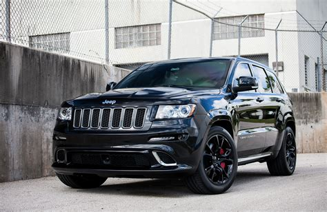 jeep grand cherokee srt car  catalog
